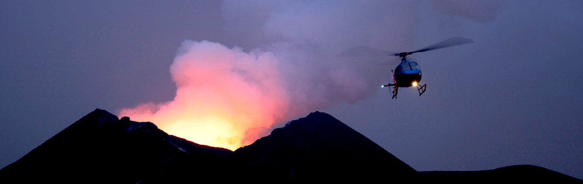 Mount Nyiragongo, Virunga @ Richard Roberts
