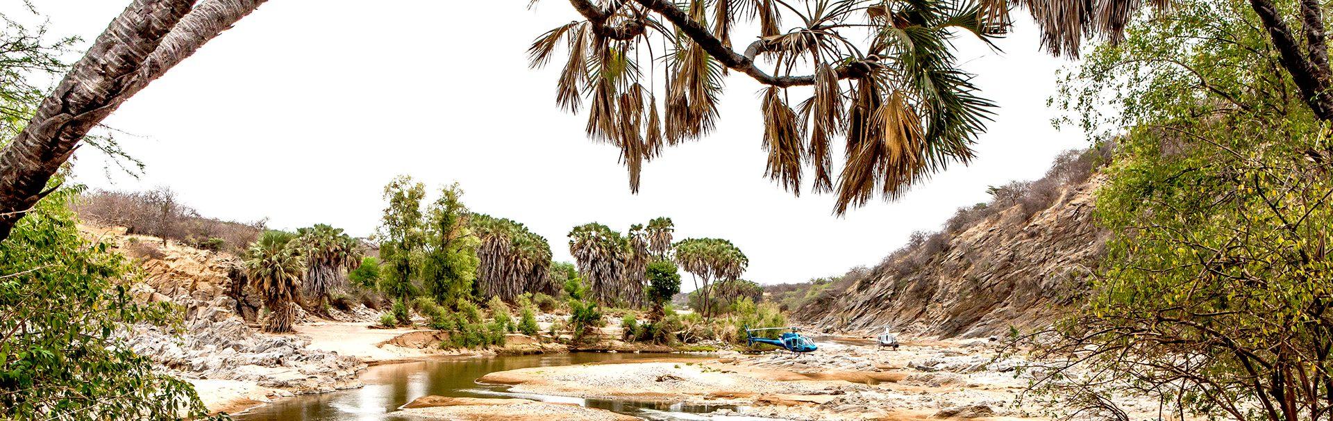Ewaso Nyiro River, Samburu @ Michael Poliza