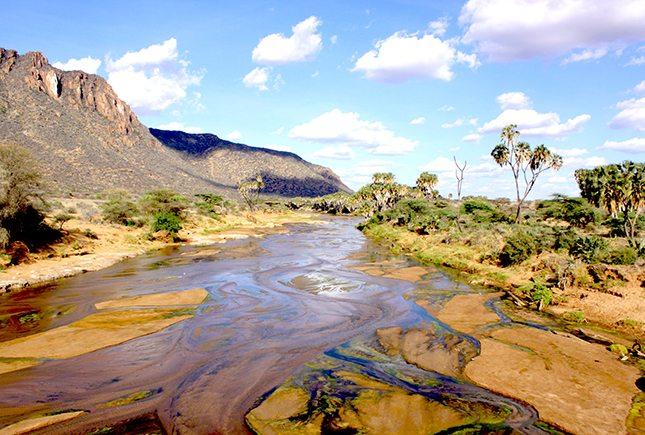 Ewaso Nyiro River, Samburu