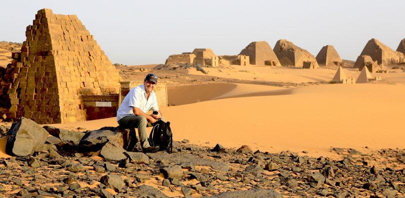 North Sudan, Meroe