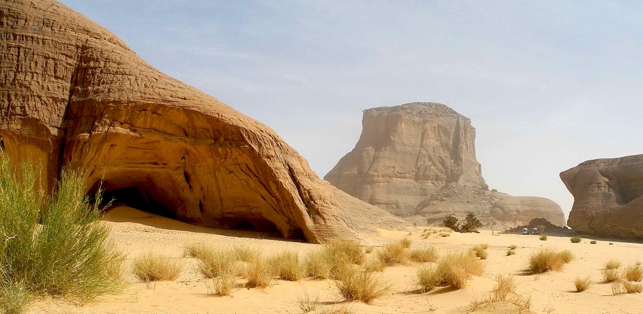 Ennedi Plateau - Chad