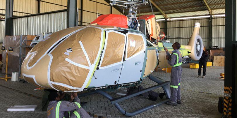 New airbus for Tropic Air Kenya