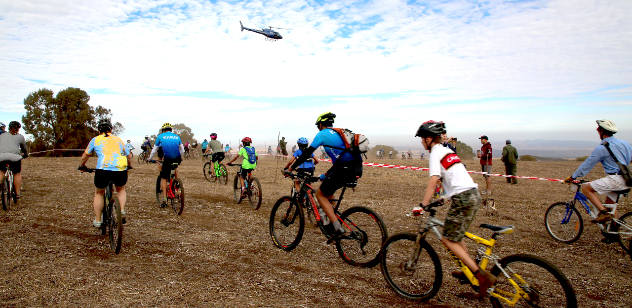 Mount Kenya 10to4 mountain bike challenge