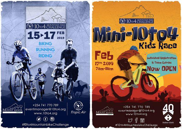 Mount Bike Challenge Mount Kenya