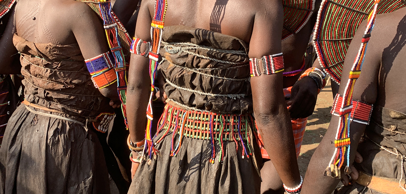Pokot traditional dress