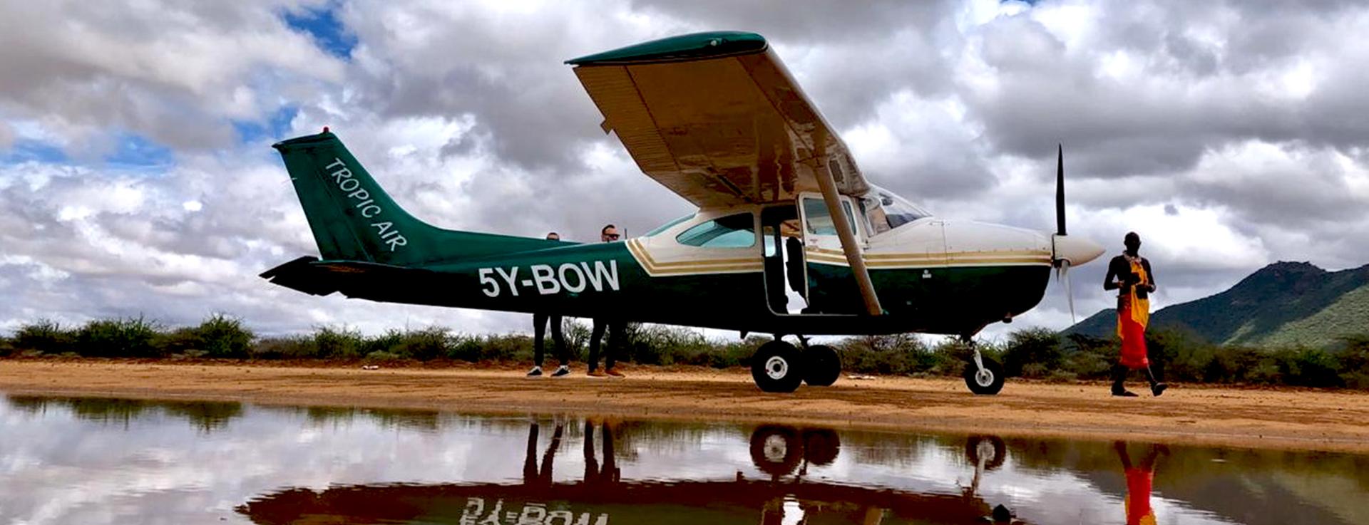 C182 in Samburu