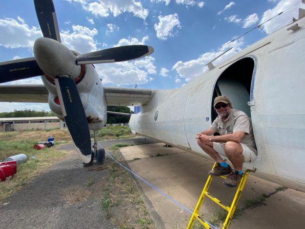 Antonov, at Dira Dawa, Ethiopia