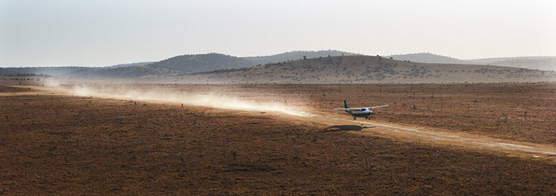Cessna Caravan at Tassia, Laikipia